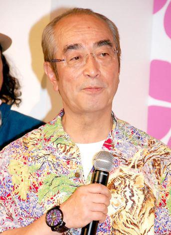 写真展『キット、ずっとミュージアムカフェ』オープニングイベントに出席した志村けん (C)ORICON NewS inc.