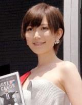 DSC_05『ハウス・オブ・カード 野望の階段』Blu-ray&DVDリリース記念イベントに出席した光宗薫 (C)ORICON NewS inc.77