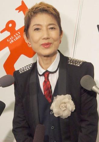 『第51回ギャラクシー賞』贈賞式にゲストとして出席した水前寺清子 (C)ORICON NewS inc.