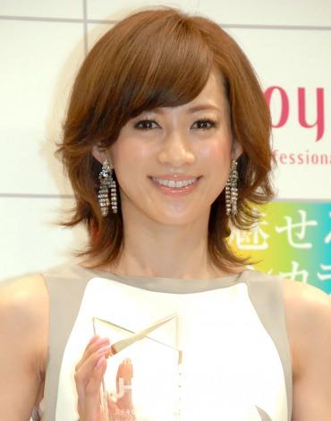 サムネイル 森田昌典との交際を認めた高垣麗子 (C)ORICON NewS inc.