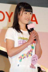 宮城:佐藤朱(さとう・あかり)(17)=AKB48チーム8 (C)ORICON NewS inc.