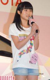 北海道:坂口渚沙(さかぐち・なぎさ)(13)=AKB48チーム8 (C)ORICON NewS inc.