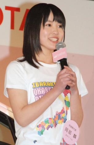 茨城:岡部麟(おかべ・りん)(17)=AKB48チーム8 (C)ORICON NewS inc.