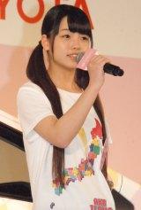 埼玉:高橋彩音(たかはし・あやね)(16)=AKB48チーム8 (C)ORICON NewS inc.
