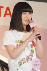 新潟:佐藤栞(さとう・しおり)(16)=AKB48チーム8 (C)ORICON NewS inc.