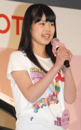 千葉:吉川七瀬(よしかわ・ななせ)(15)=AKB48チーム8 (C)ORICON NewS inc.