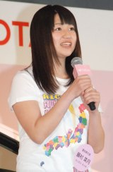 愛知:藤村菜月(ふじむら・なつき)(16)=AKB48チーム8 (C)ORICON NewS inc.