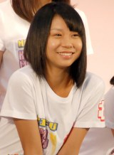 岐阜:奥洞千捺(おくぼら・ちなつ)(15)=AKB48チーム8 (C)ORICON NewS inc.