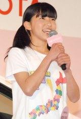 静岡:横道侑里(よこみち・ゆり)(13)=AKB48チーム8 (C)ORICON NewS inc.