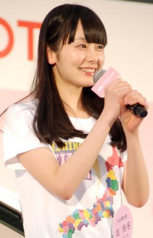 石川:北玲名(きた・れいな)(17)=AKB48チーム8 (C)ORICON NewS inc.