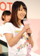 長野:近藤萌恵里(こんどう・もえり)(16)=AKB48チーム8 (C)ORICON NewS inc.