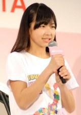 富山:橋本陽菜(はしもと・はるな)(13)=AKB48チーム8 (C)ORICON NewS inc.