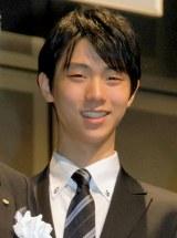 『平成25年度JOCスポーツ賞表彰式』に出席した羽生結弦選手 (C)ORICON NewS inc.