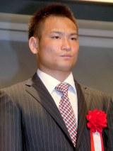『平成25年度JOCスポーツ賞表彰式』に出席した柔道の海老沼匡選手 (C)ORICON NewS inc.