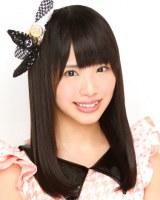 SKE48終身名誉研究生でAKB48グループ研究生会会長・松村香織(C)AKS