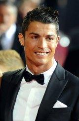 ポルトガル代表のクリスティアーノ・ロナウド選手 (写真:APアフロ)