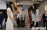 トップモデルのMIINA(左・佐々木希)とERENA(右・石田ニコル)、女の闘いはどうなる!?