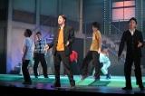 大感謝祭の開催も決定した舞台『タンブリング FINAL』の公開ゲネプロの模様