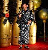 『浴衣でモエ・エ・シャンドン』オープニングイベントに出席した、石田純一 (C)oricon ME inc.