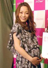 第1子男児を出産した小森純(写真=今年4月撮影) (C)ORICON NewS inc.