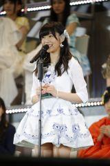 連覇ならず…『第6回AKB48選抜総選挙』2位のHKT48の指原莉乃 (C)AKS