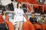 『第6回AKB48選抜総選挙』7位の島崎遥香 (C)AKS