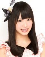 SKE48終身名誉研究生/AKBグループ研究生会会長の松村香織は17位 (C)AKS