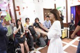 AKB48としてファンとの最後の交流を楽しんだ大島優子 (C)AKS