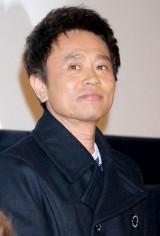 不倫報道に対する謝罪コメントを発表したダウンタウンの浜田雅功 (C)ORICON NewS inc.