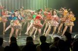 NMB48の新曲「イビサガール」を劇場初披露(14日、大阪・難波NMB48劇場より)(C)NMB48