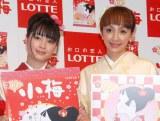 (左から)広瀬すず、神田うの (C)ORICON NewS inc.