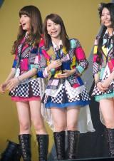 "『KYORAKU SURPRISE FESTIVAL 2014』スペシャルステージに登壇したAKB48""チームサプライズ"" (C)ORICON NewS inc."
