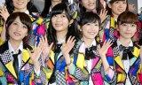 『KYORAKU SURPRISE FESTIVAL 2014』スペシャルステージに登壇した(左から)高橋みなみ、指原莉乃、渡辺麻友、島崎遥香 (C)ORICON NewS inc.
