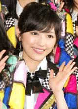 "『KYORAKU SURPRISE FESTIVAL 2014』スペシャルステージに登壇した""チームサプライズ""・渡辺麻友 (C)ORICON NewS inc."
