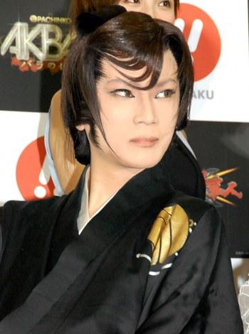 『KYORAKU SURPRISE FESTIVAL 2014』スペシャルステージに登壇した京本政樹 (C)ORICON NewS inc.
