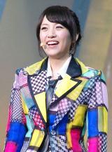 『KYORAKU SURPRISE FESTIVAL 2014』スペシャルステージに登壇したAKB48・高橋みなみ (C)ORICON NewS inc.