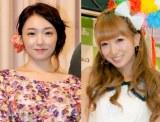 (左から)加護亜依、辻希美 (C)ORICON NewS inc.