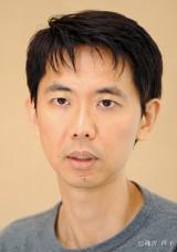 『私に似た人』が第151回「直木三十五賞」候補に選ばれた貫井徳郎氏(撮影/穐吉洋子)
