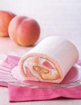 みずみずしい白桃は、夏ならではの味わい!