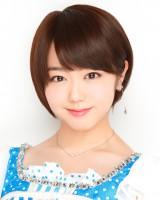 AKB48の峯岸みなみ (C)AKS