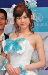 「乃木坂JUNE BRIDEフェスティバル」に出席した松村沙友理 (C)ORICON NewS inc.