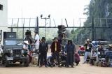 WEB初掲載となる実写『ルパン三世』撮影現場フォト。ミャンマーとの国境に近いタイのチェンダオでロケは行われていた(C)2014映画「ルパン三世」製作委員会