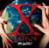 X JAPANのベスト盤『THE WORLD〜X JAPAN 初の全世界ベスト〜』