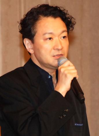 舞台『ジャンヌ・ダルク』製作発表に出席した演出の白井晃氏 (C)ORICON NewS inc.