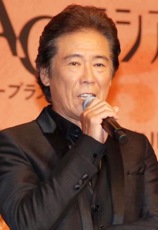 舞台『ジャンヌ・ダルク』製作発表に出席した西岡徳馬 (C)ORICON NewS inc.