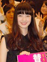 映画『渇き。』の女子高生限定試写会イベントに出席した小松菜奈 (C)ORICON NewS inc.