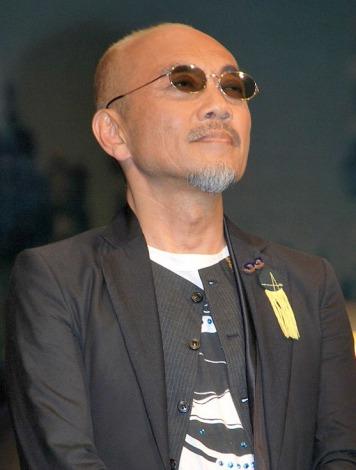 映画『エイトレンジャー2』完成披露舞台あいさつに出席した竹中直人 (C)ORICON NewS inc.