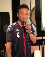 MCも務めた、プロデューサーの北村