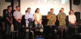 本イベントは豪華な製作陣と自衛隊員が登壇した。 (C)ORICON NewS inc.