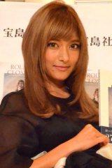 書籍『ROLA'S CLOSET』発売記念イベントに登壇したローラ (C)oricon ME inc.